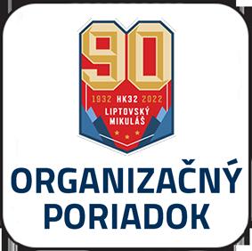 Organizačný poriadok